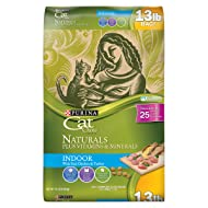 Purina Cat Chow Naturals Indoor With Real Chicken & Turkey Adult Dry Cat Food