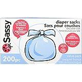Sassy Baby Disposable Diaper Sacks