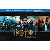 Harry Potter [Blu-ray] [Import anglais]