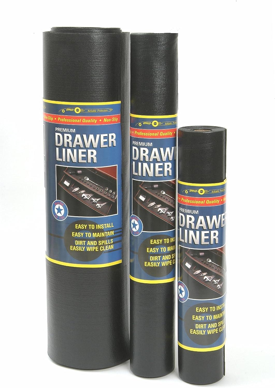 Eppco Tool Box Non Slip Cabinet Drawer Liner Roll 24 in x 30 ft P//N 1864