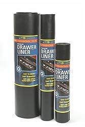 EPPCO Enterprises 1864 24 Inch x 30 Feet Tool Box Drawer Liner