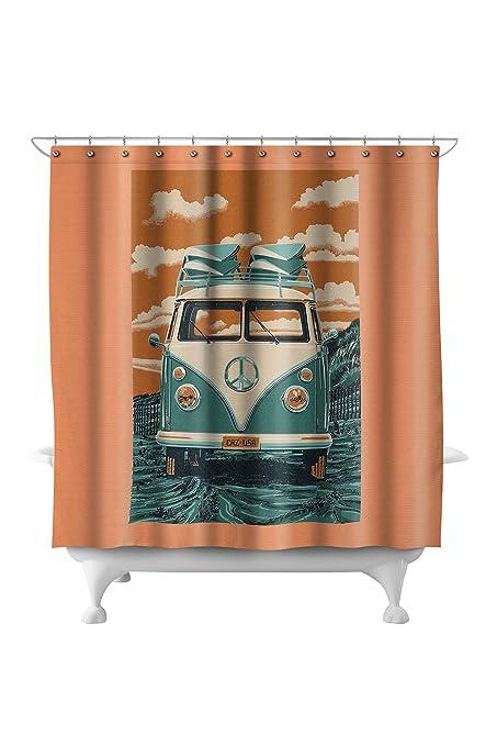 Amazon VW Van