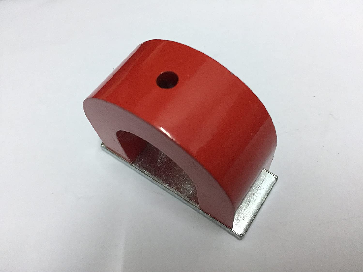 AOMAG Strong Red Alnico Horseshoe Magnet 40 lb Capacity Pull Power 12 Oz Tool Magnets