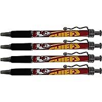 Kansas City Chiefs Jazzy Pen 4pk