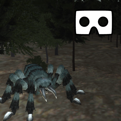 Roman Pusnik VR Horror Forest product image