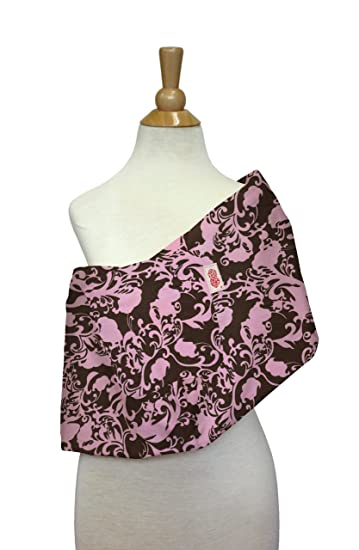 Amazon Com The Peanut Shell Classic Sling Pink Couture Large X