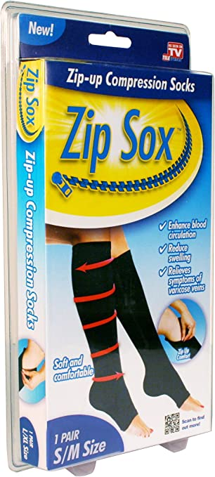 zip sox de la varicoză piciorul varicos decât amenințarea