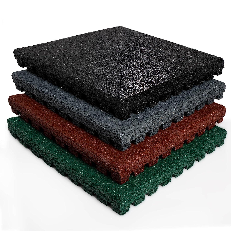 ETM - Fallschutzmatten für deinen Home Gym Fußboden