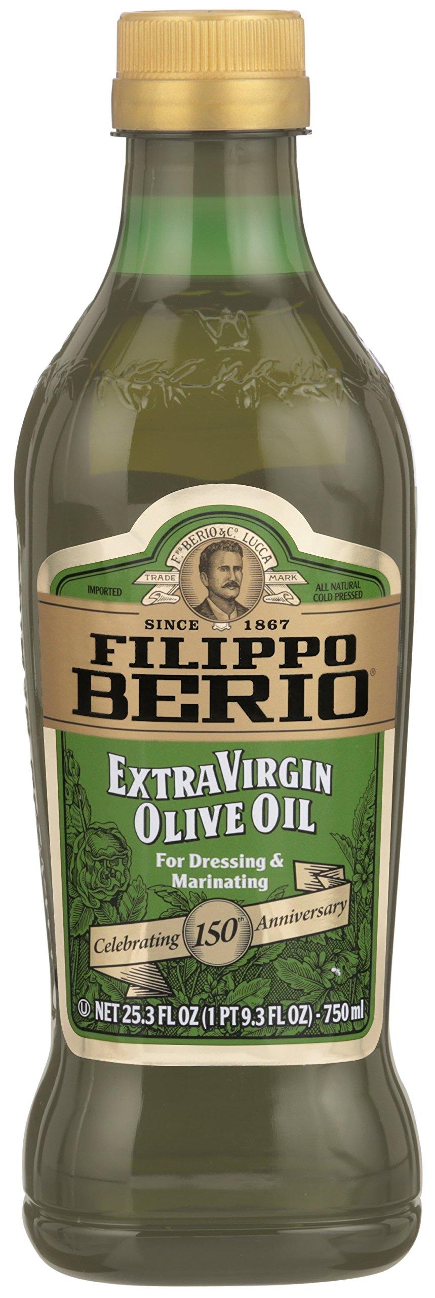 Filippo Berio Extra Virgin Olive Oil, 25.3-Ounce by Filippo Berio