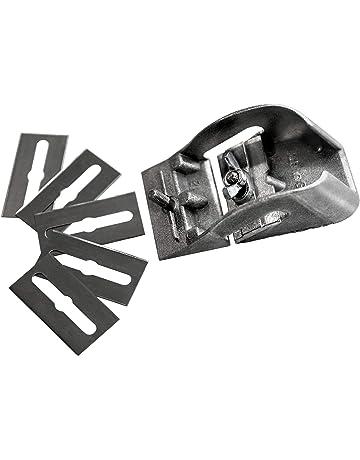 Cepillo de carpintero Manual para Madera /Made in Germany/ 85 mm con 5 cuchillas