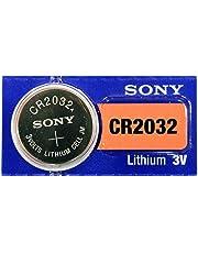 2PC SONY 2032 CR2032 3V Lithium Battery