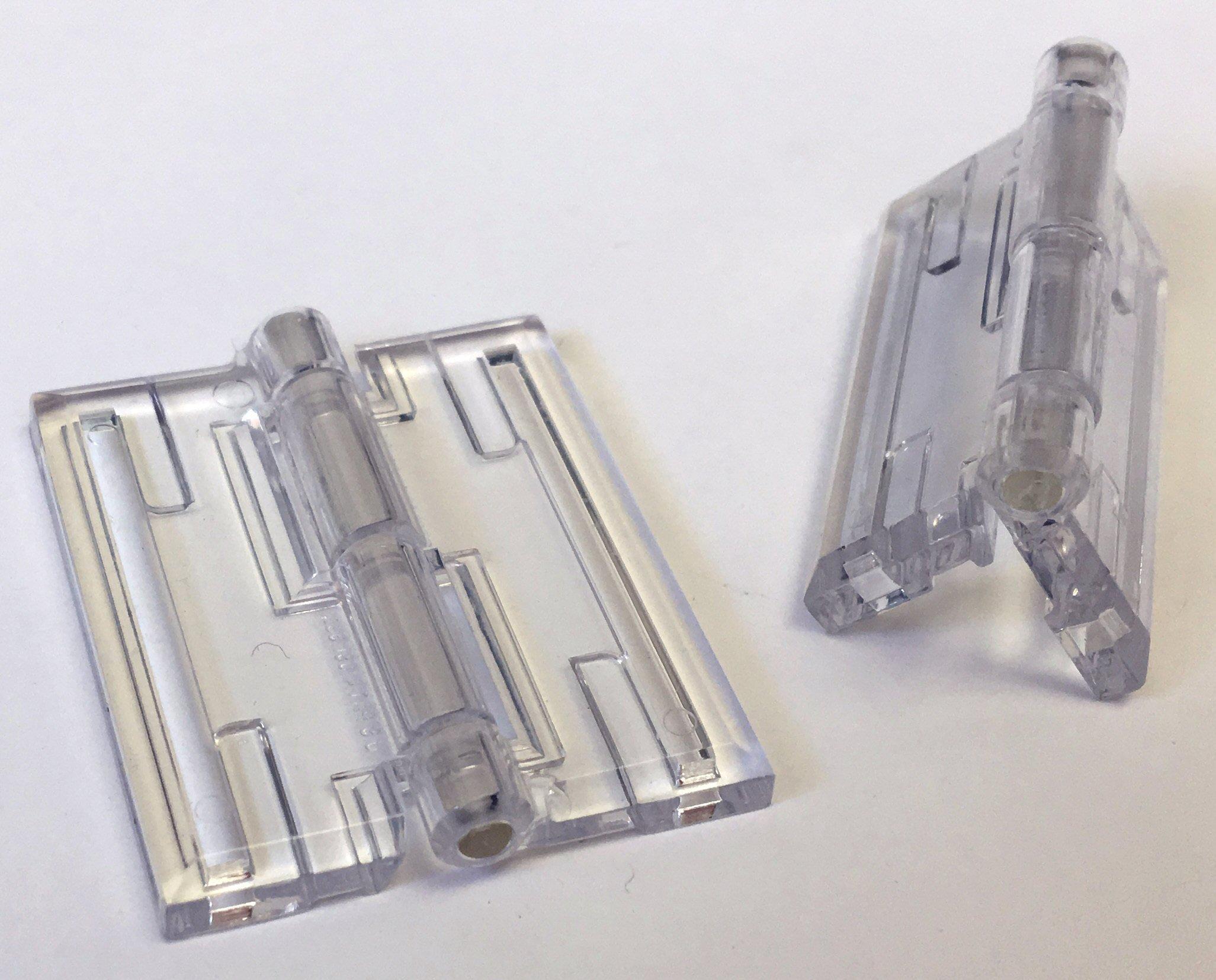 Acryl-Hinge 2 Acrylic Hinge 10 Pack