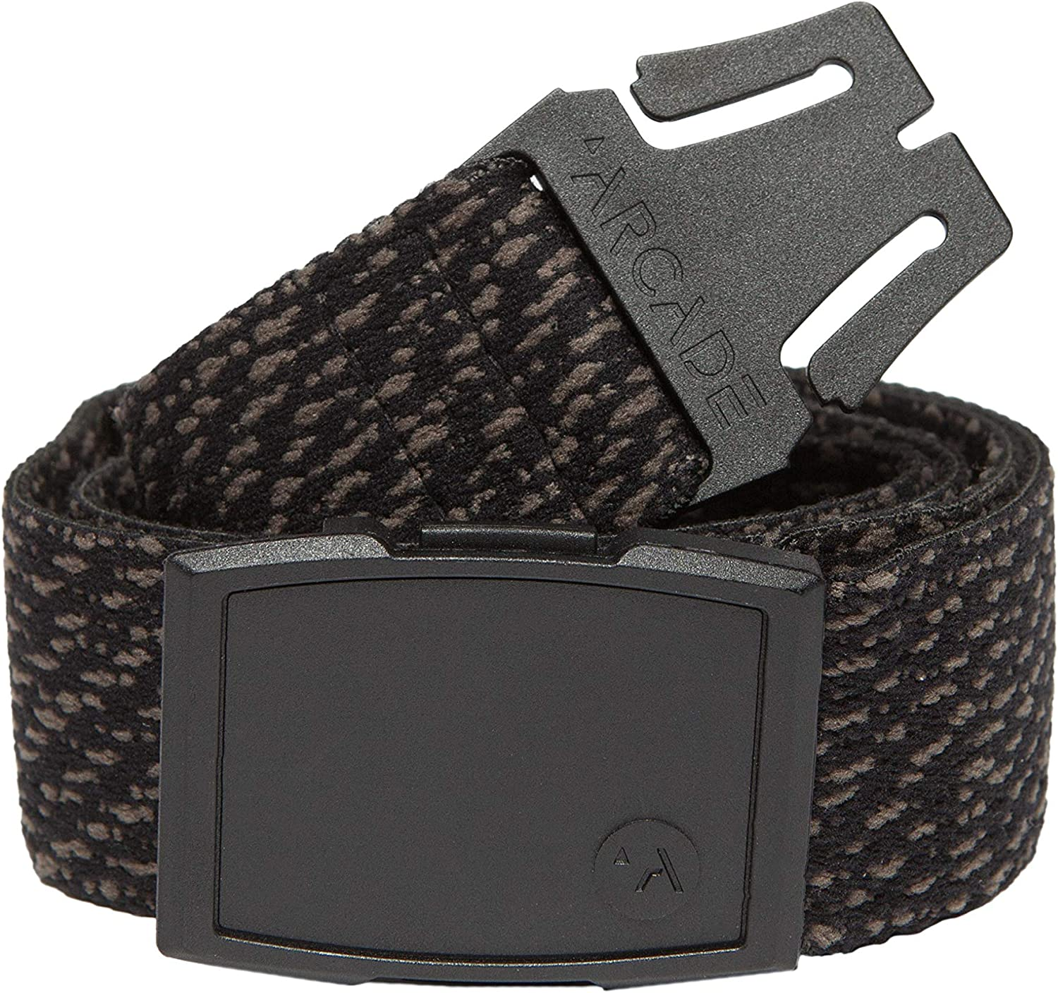 Flexible Elastic Webbing Arcade Belt Mens Capture Vision Belts Premium Buckle