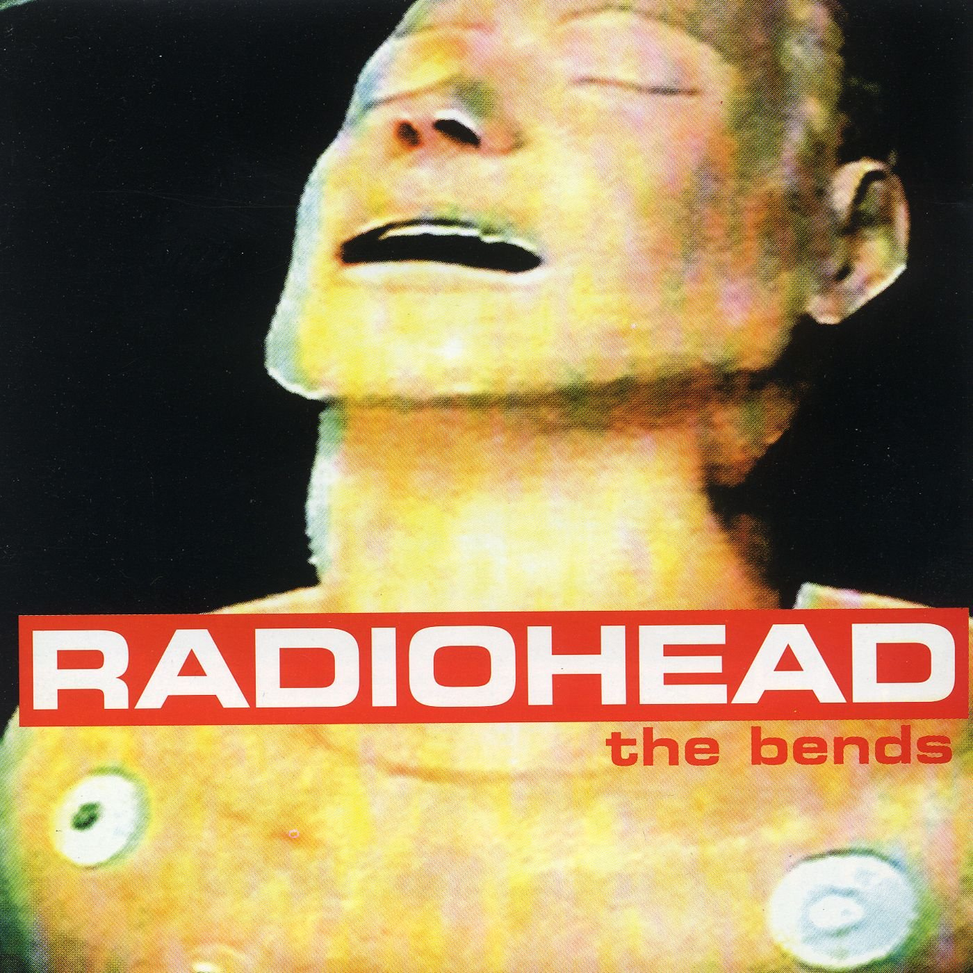 The Bends by Parlophone