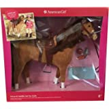 American Girl Horse and Saddle Set For Dolls