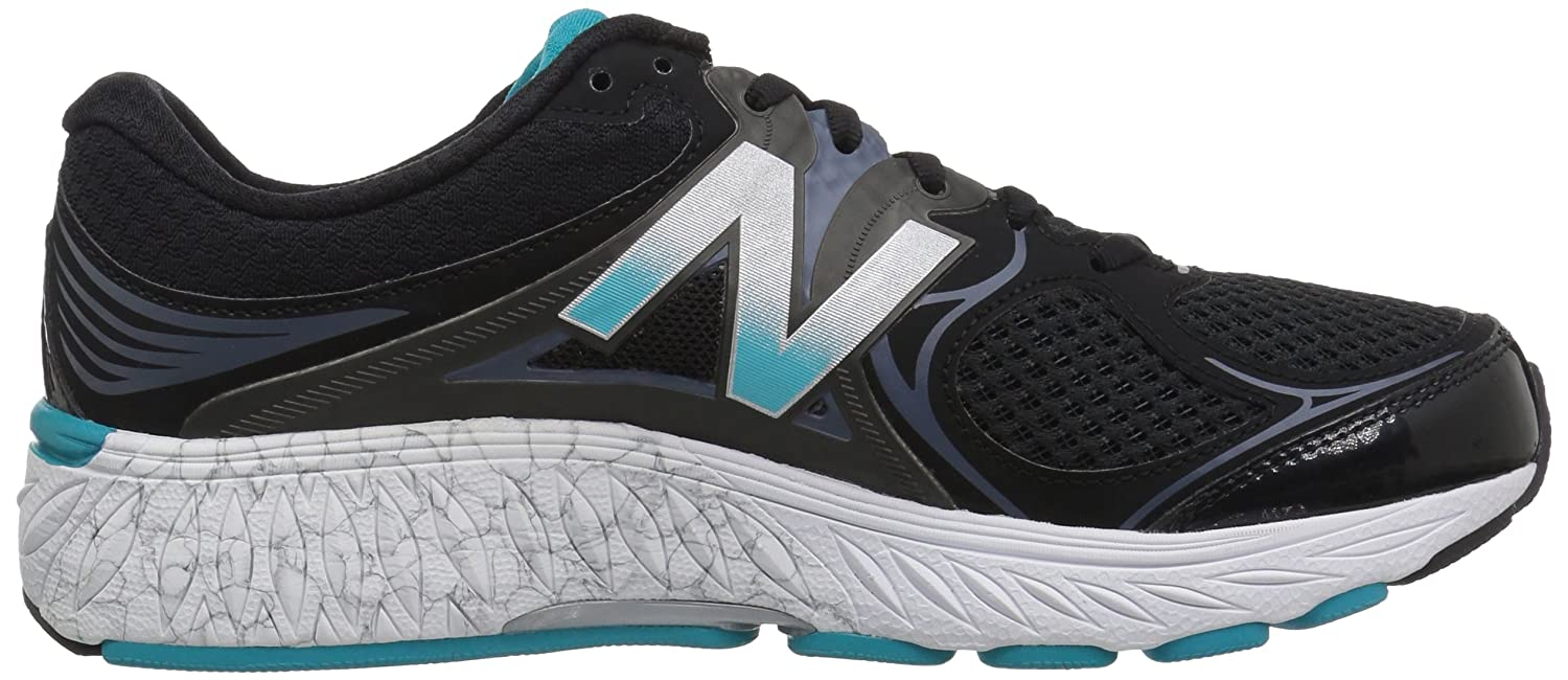 New Balance Women's 940v3 Running Shoe B01N7GJ4VU 10.5 2E US|Black/Blue