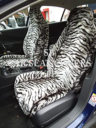 r - SUITABLE FOR PEUGEOT 107 CAR, SEAT COVERS, ROSSINI SILVER TIGER ...