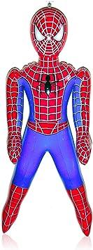 GF Toys 104023 - Spiderman Figura Hinchable