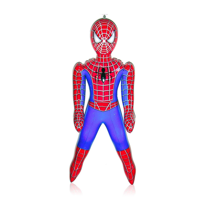 GF Toys 104023 - Spiderman Figura Hinchable: Amazon.es: Juguetes y ...
