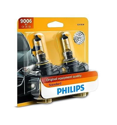Philips 9006 Standard Halogen Replacement Headlight Bulb