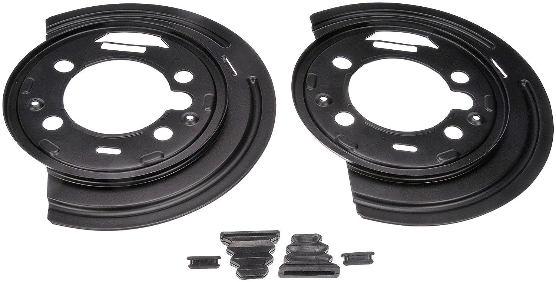 Dorman OE Solutions 924-493 Brake Dust Shield pair