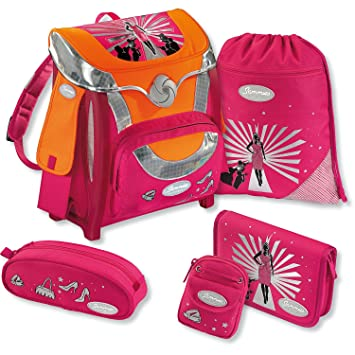 Sammies by Samsonite Optilight mochila bolsa escolar (set de 5) Fashion Show: Amazon.es: Equipaje
