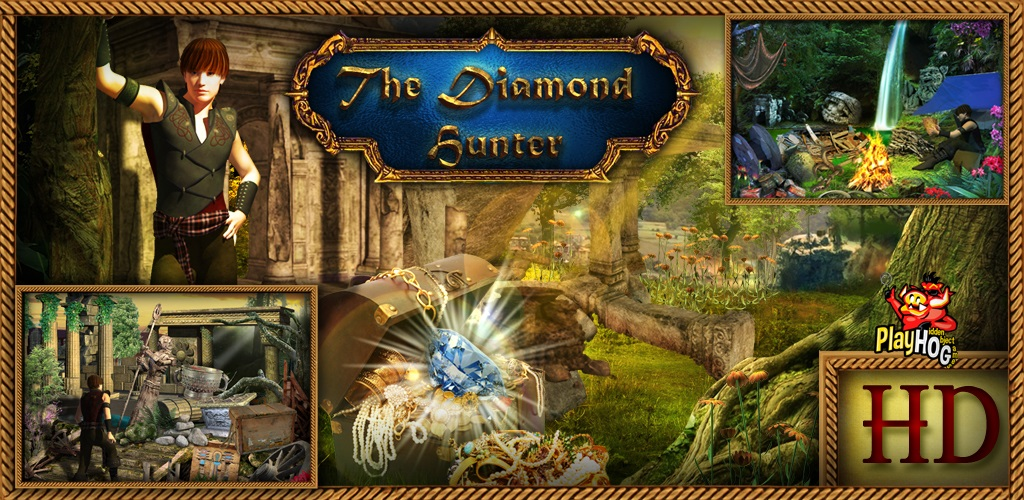 (The Diamond Hunter - Find Hidden Object Game [Download])