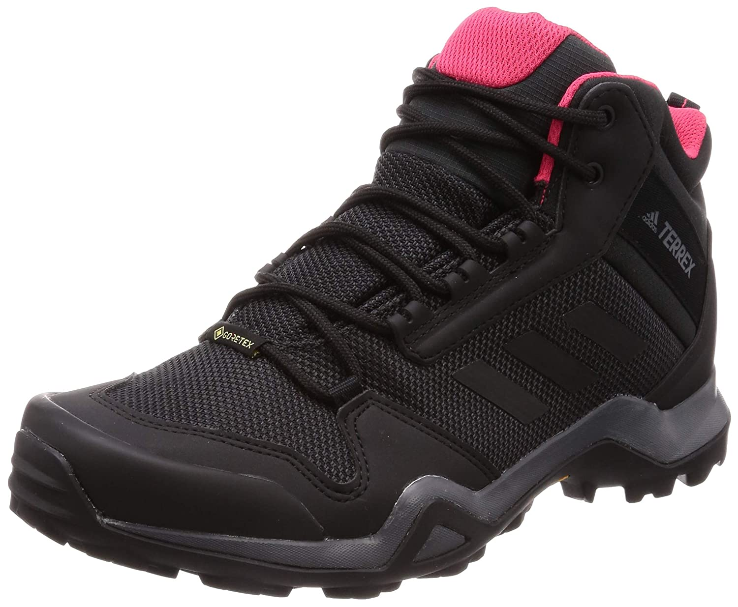 the best attitude 62292 d2fe9 adidas Women s Terrex Ax3 Mid GTX W Trail Running Shoes  Amazon.co.uk  Shoes    Bags