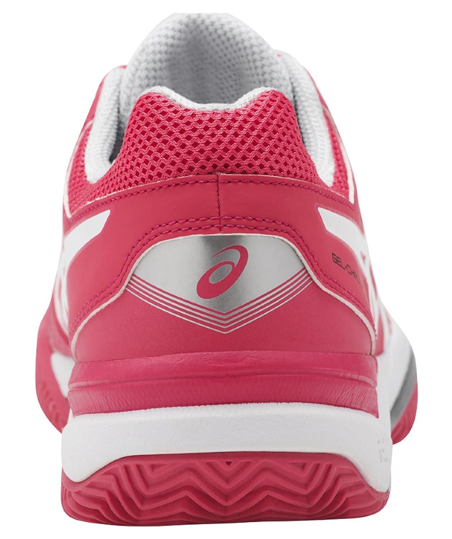 ASICS ASICS ASICS Damen Gel-Challenger 11 Clay Tennisschuhe Scuro Blau Rosa B072J59C6L Tennisschuhe Hohe Qualität und Wirtschaftlichkeit 15a3dd
