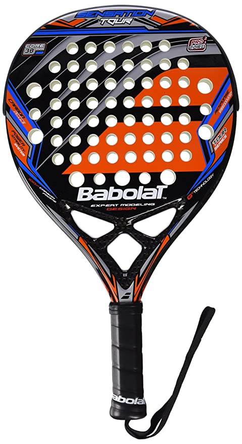 Pala Babolat Sensation Tour 2014: Amazon.es: Deportes y aire ...