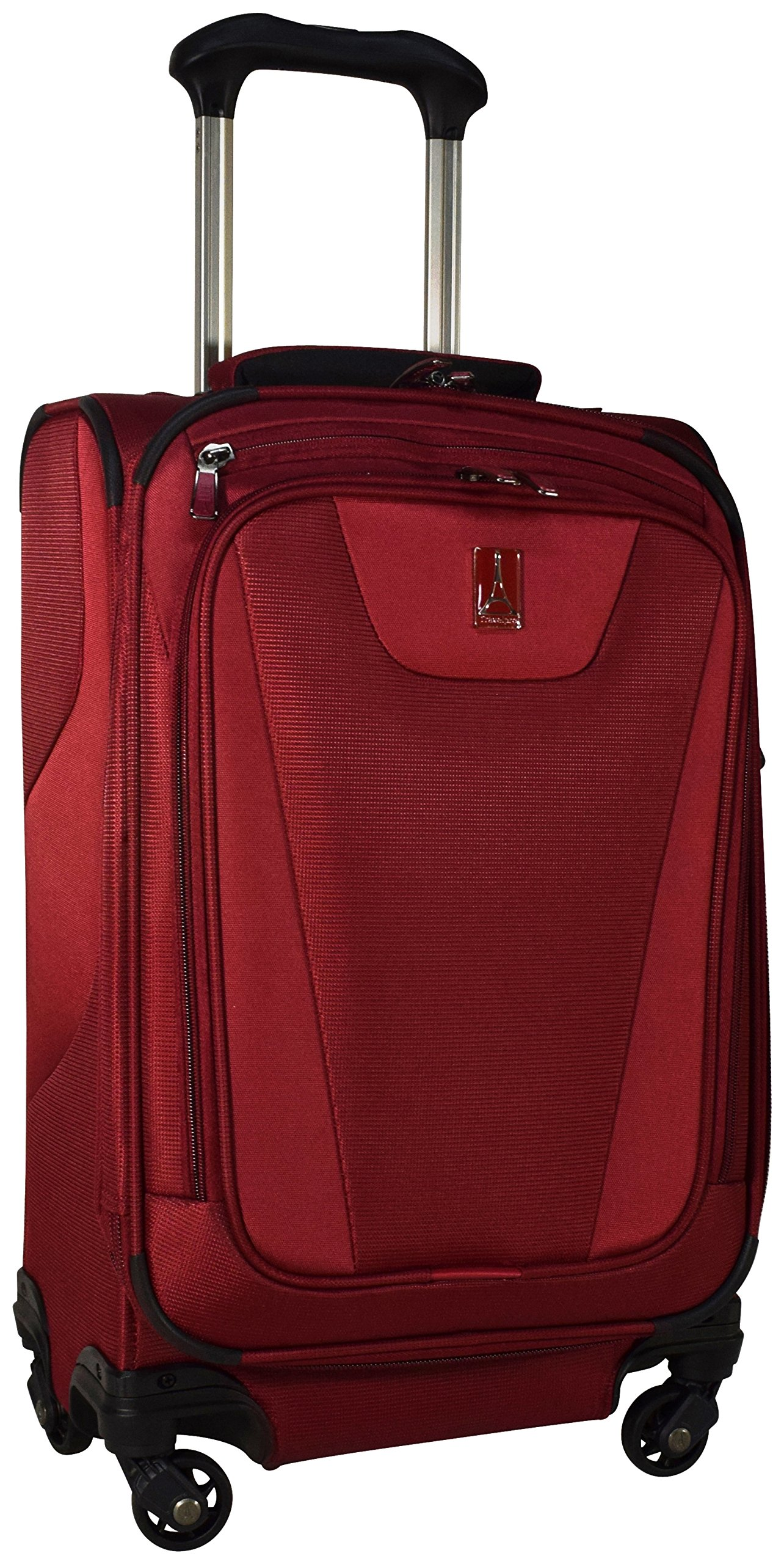 Travelpro Maxlite 4 International Expandable Carry-on Spinner (Merlot)