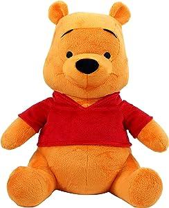 Disney Classics Friends Large 12.2-Inch Plush Winnie The Pooh
