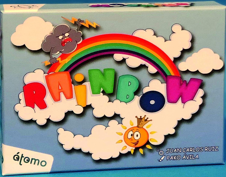 Atomo Games Rainbow. El juego de cartas
