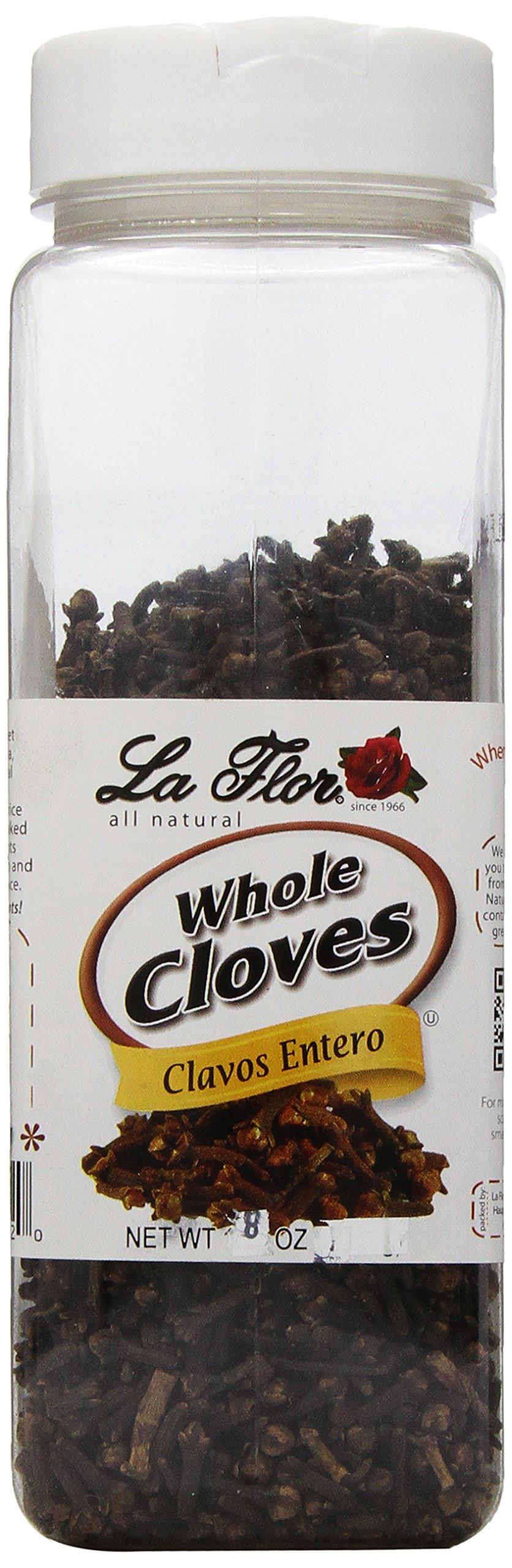 La Flor Spices Whole Cloves, 12 Ounce