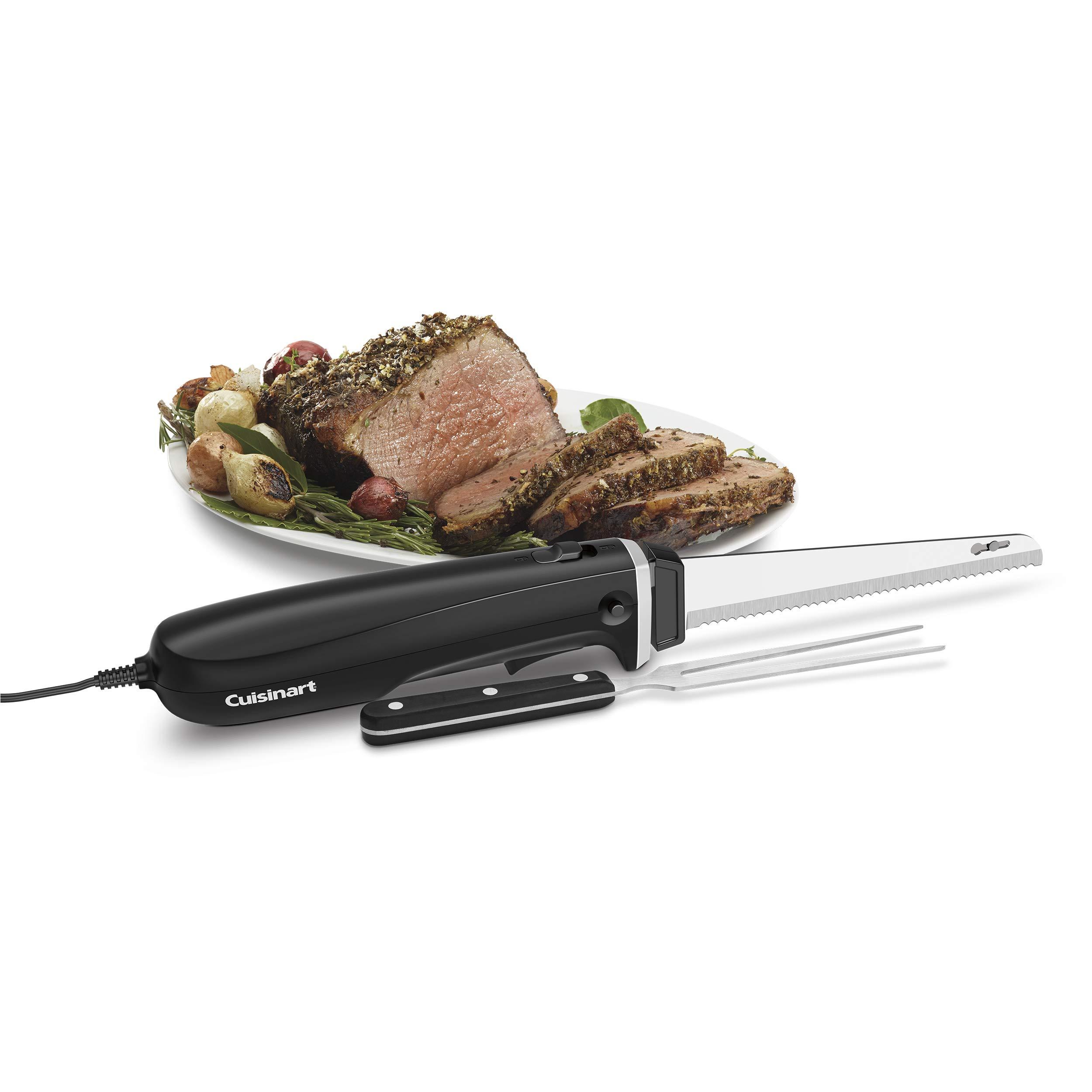 Cuisinart CEK-41 AC Electric Knife, One Size, Black by Cuisinart