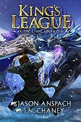 King's League: An Epic LitRPG Adventure Kindle Edition