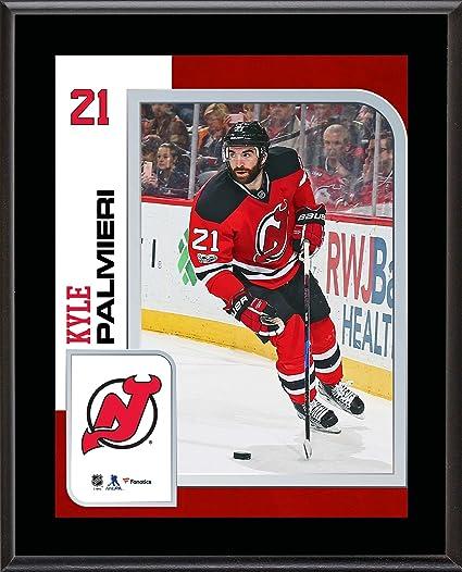 outlet store fac9e 6005b Amazon.com: Kyle Palmieri New Jersey Devils 10.5