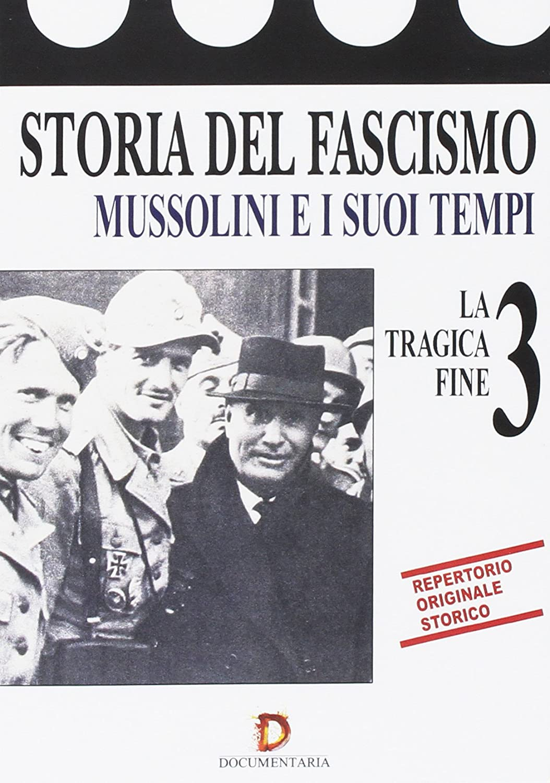 Storia Del Fascismo (Cofanetto 3 DVD) [Italia]: Amazon.es: Documentario, Documentario, Documentario: Cine y Series TV