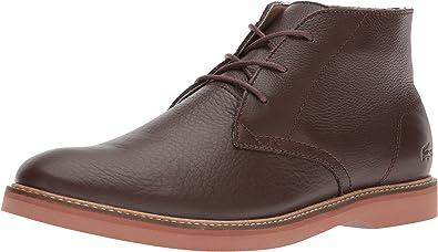 Amazon.com | Lacoste Men's Sherbrooke Boots | Boots