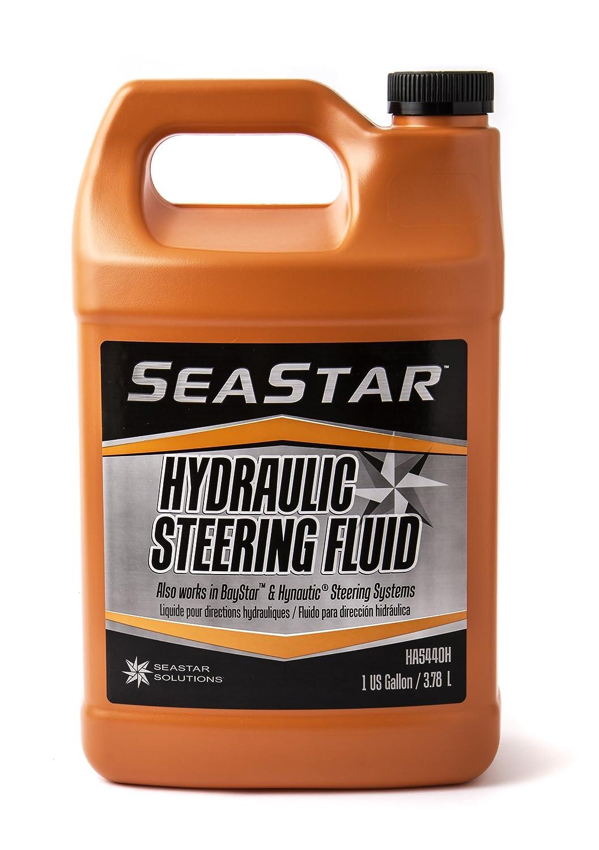 SeaStar Solutions HA5440H, HA5440 Hydraulic Steering Fluid, Gallon