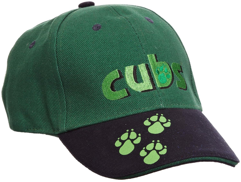 b4e419ced75 Cub Baseball Boy s Hat Green One Size  Amazon.co.uk  Clothing