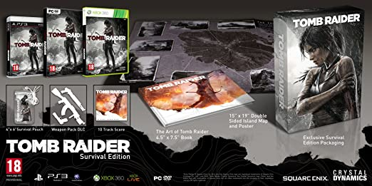 скачать игру tomb raider survival edition через торрент