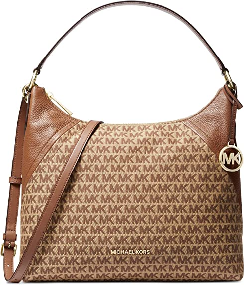 MICHAEL Michael Kors Aria Signature Shoulder Bag
