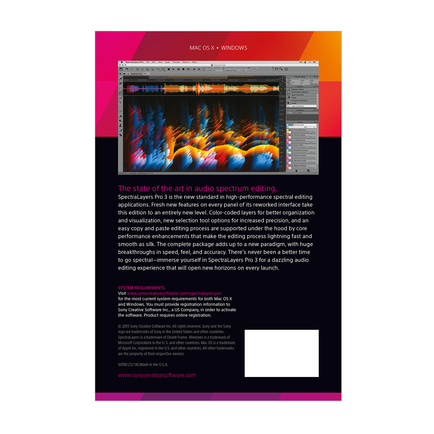SpectraLayers Pro 3 [Download]