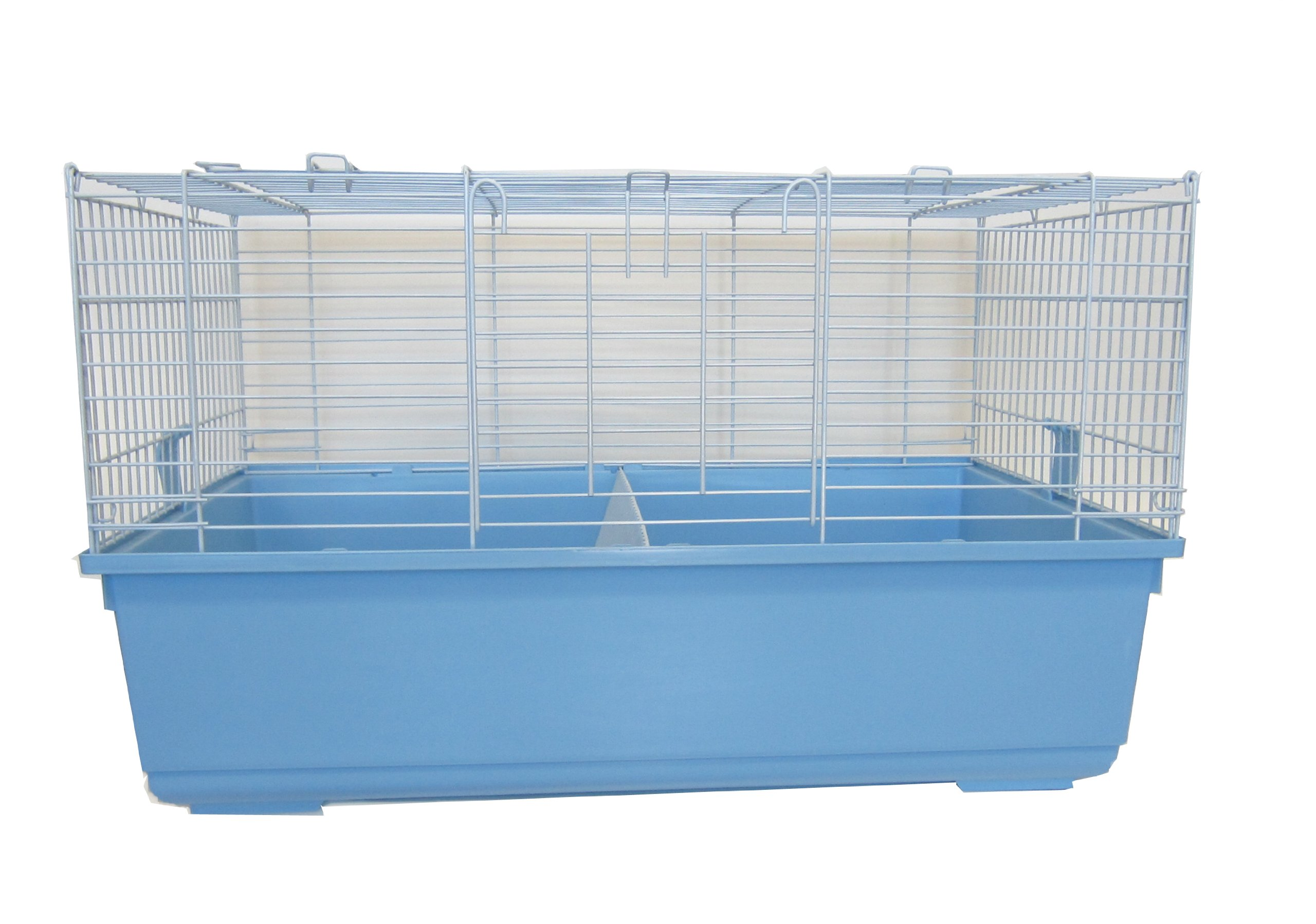 YML SA3220 Indoor Small Animal Cage Rabbit, Blue by YML (Image #1)
