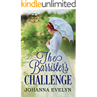 The Barrister's Challenge: A Regency Romance (Heirs of Berkshire Book 2)