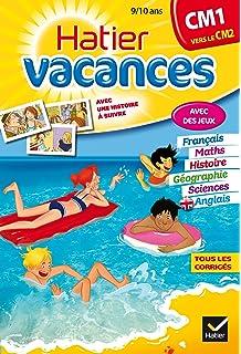 cahier de vacances hatier