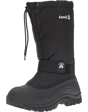 f3ed509172ca1 Kamik Men's Greenbay 4 Cold-Weather Boot