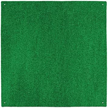 Outdoor Turf Rug   Green   8u0027 X 8u0027   Several Other Sizes To