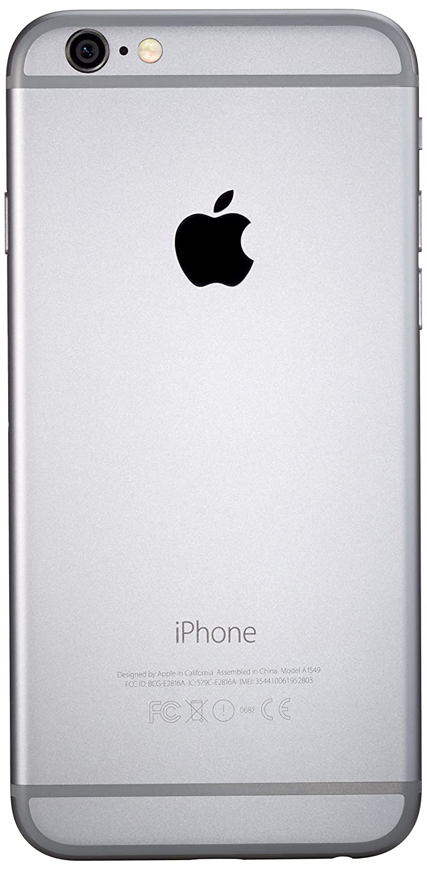 Apple iPhone 6 Space Grau 64GB SIM-Free Smartphone: Amazon.de ...
